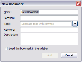 validate bookmark