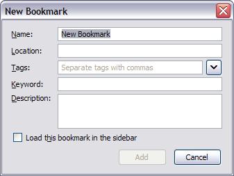 validate bookmark
